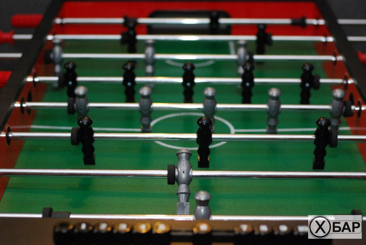 Футбол в X-баре
